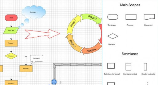 Grapholite – Diagrams, Flow Charts and Floor Plans Maker