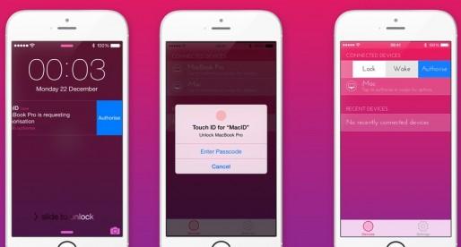 Mac ID for iOS