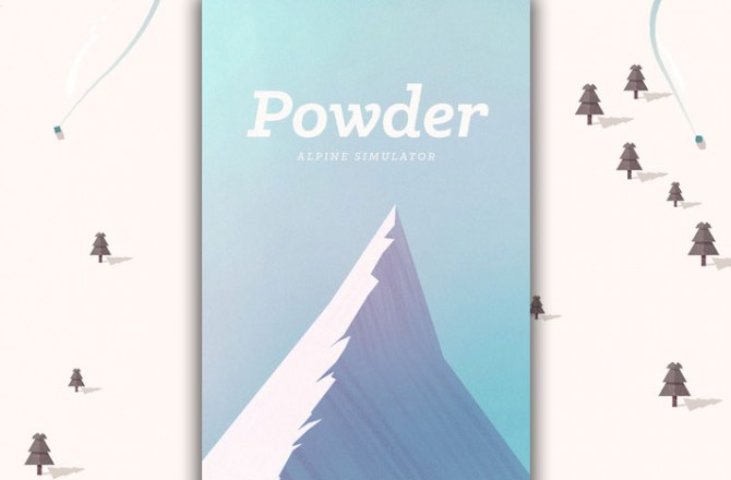 Powder – Alpine Simulator
