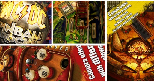 Pinball HD for iPhone 2.6: Let's play pinball!