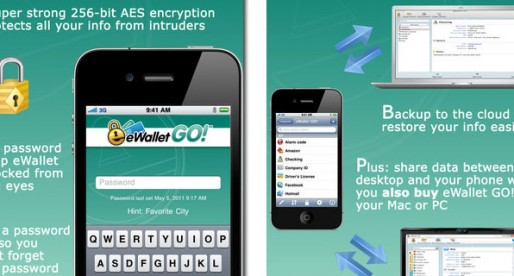 eWallet GO! 1.1.2 – Take care of my passwords!