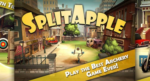 SplitApple 1.3: Archers in the backyard