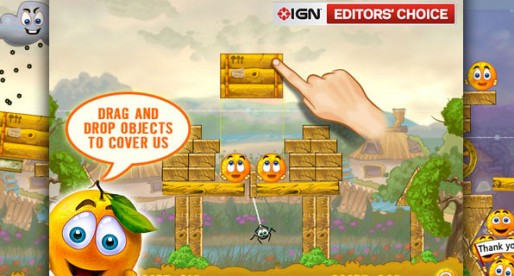 Cover Orange HD 2.3: 20 new levels for the iPad