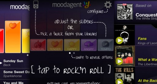 Moodagent 3.0.2: Music to match the mood