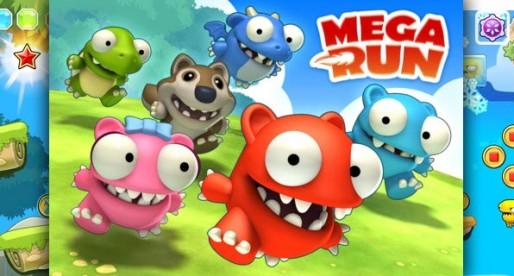 Mega Run 1.0: Jump&Run at its best