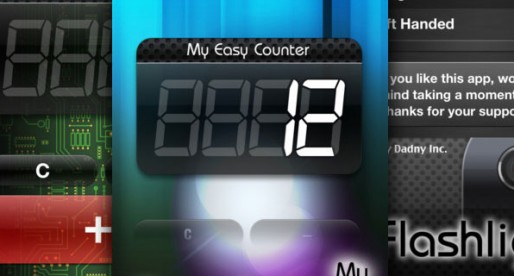 My Easy Counter 1.0: Lets keep track of the numbers