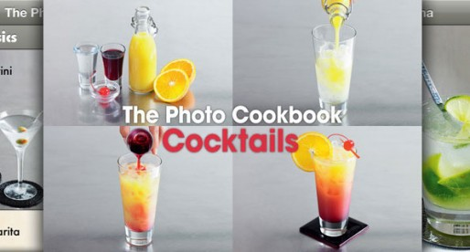 The Photo-Cookbook – Cocktails 1.0: Stirred, not shaken