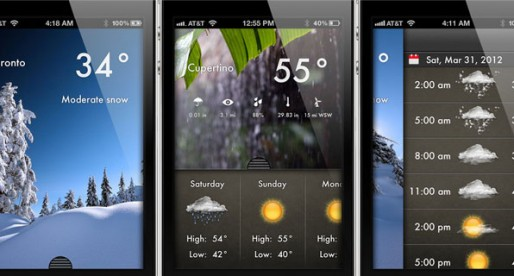 Weather 2x 1.3: Weather can be so beautiful!