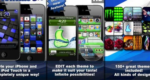 iTheme 3.0.1: A new outfit for the iPhone