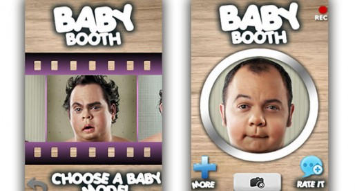 Baby Booth HD 1.0: Go back in time
