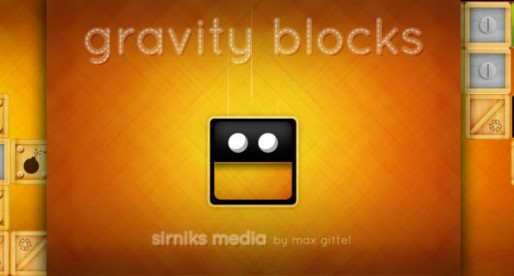 Gravity Blocks 1.0: Be the master of gravity!