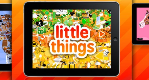 Little things 1.4:  Who can find it on the iPad?