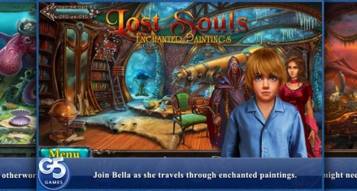 Lost Souls: Enchanted Painting 1.0: In search of Bella's child
