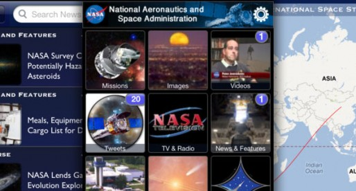 NASA App 2.0: Outer Space – here we come!