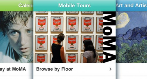 MoMA 1.0.3: Visiting the Museum