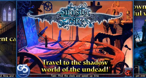 Sinister City 1.0: On the trail of the vampires