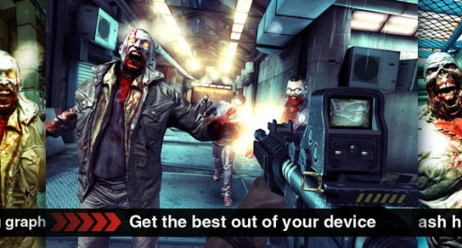 Dead Trigger 1.1.2: Knock out the Zombies!
