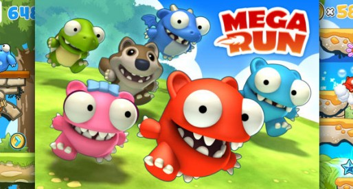 Mega Run 1.2.0: Update with new fifth world