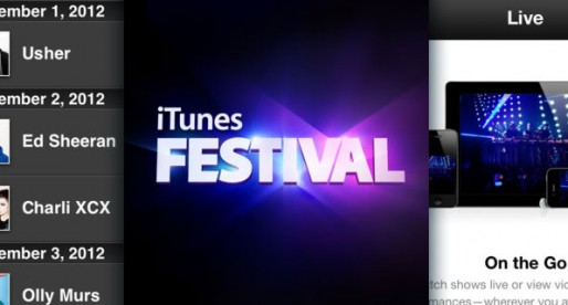 iTunes Festival 3.5: Live music from iTunes