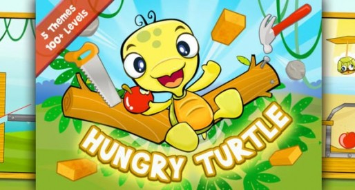 Hungry Turtle 2.3: Feed the turtle