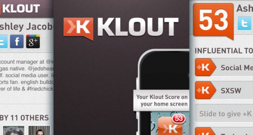 Klout for iPhone 1.6: How important am I?