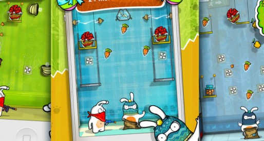 Robber Rabbit 1.3: The case of the shoplifting rabbits