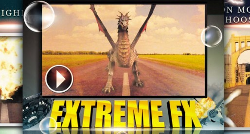 Extreme FX 1.1: Home-made Action-Videos