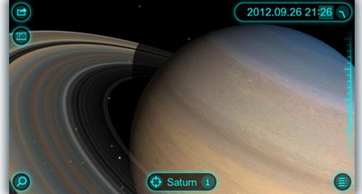 Solar Walk Saturn 2.0.1.: Explore the moons of Saturn