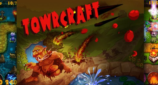 TowrCraft 1.7.2: The orcs are attacking!