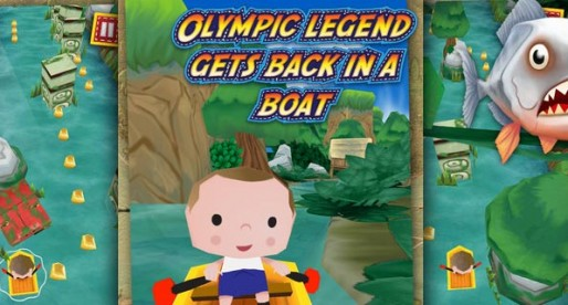 Sir Steve Redgrave's River Adventure 1.0: Down the river it goes!