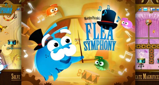 Flea Symphony 1.0: That's how music is being made!
