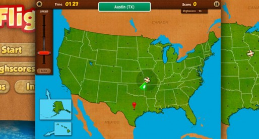 GeoFlight USA HD 1.0: Getting to know the USA – on the iPad