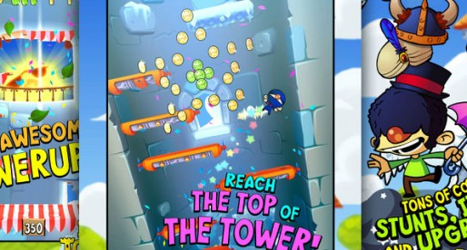 Icy Tower 2 1.3.2: Aim high!