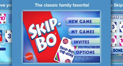 Skip-Bo 1.0: Fast card game for on the road