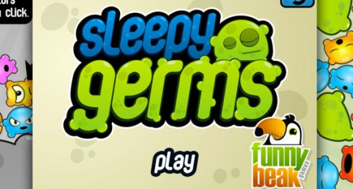 Sleepy Germs 1.2: Please don't wake up the germs
