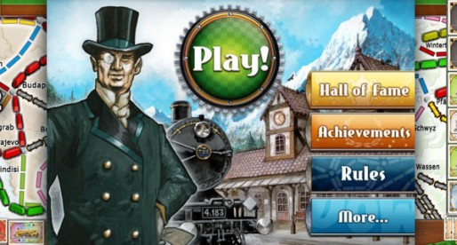 Ticket to Ride Europe Pocket 1.1: Train Ride across Europe