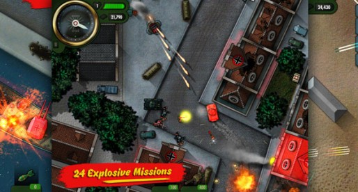 iBomber Attack 1.0: Fire away!