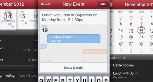 Fantastical 1.0: The Mac Calendar – now also for the iPhone