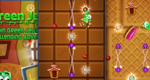 Green Jelly 1.0: Collect the candy