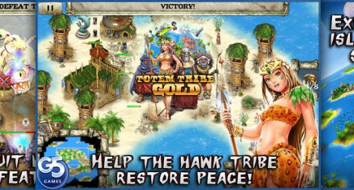 Totem Tribe Gold 1.0: Peace for the Hawk-tribe
