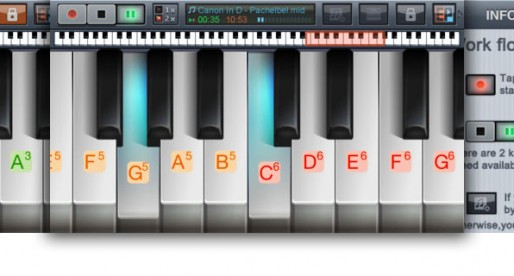 Echo Piano 9.2: Want to tinkle the ivories?