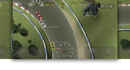 Ghost Racer 1.0.1: Challenge yourself