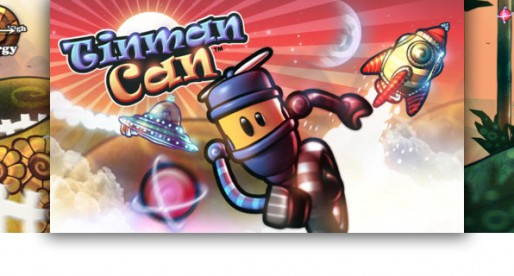 Tin Man Can 1.0: Lost in alien worlds