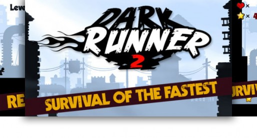 Dark Runner 2 1.2: Run – and give it all you've got!