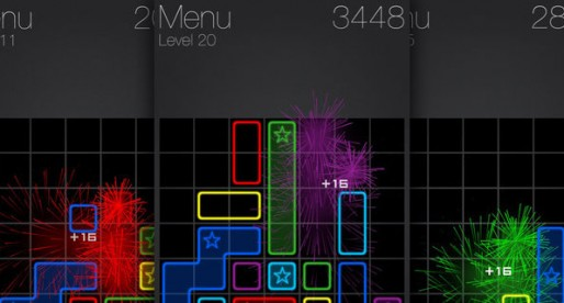 GeoDrop HD 1.10: Tetris with a difference
