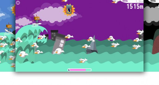 Robo Surf 1.0.2: A robot goes surfing