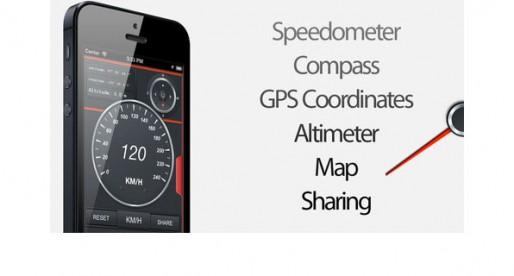 Speedometer + Free 1.1: How fast am I going?