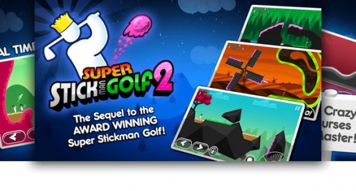 Super Stickman Golf 2: That's the way to play!