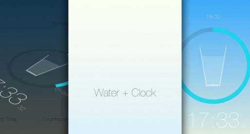 Water Clock 1.0: Drink, drink, drink