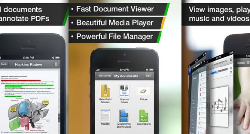 Documents by Readdle: Now also for the iPhone